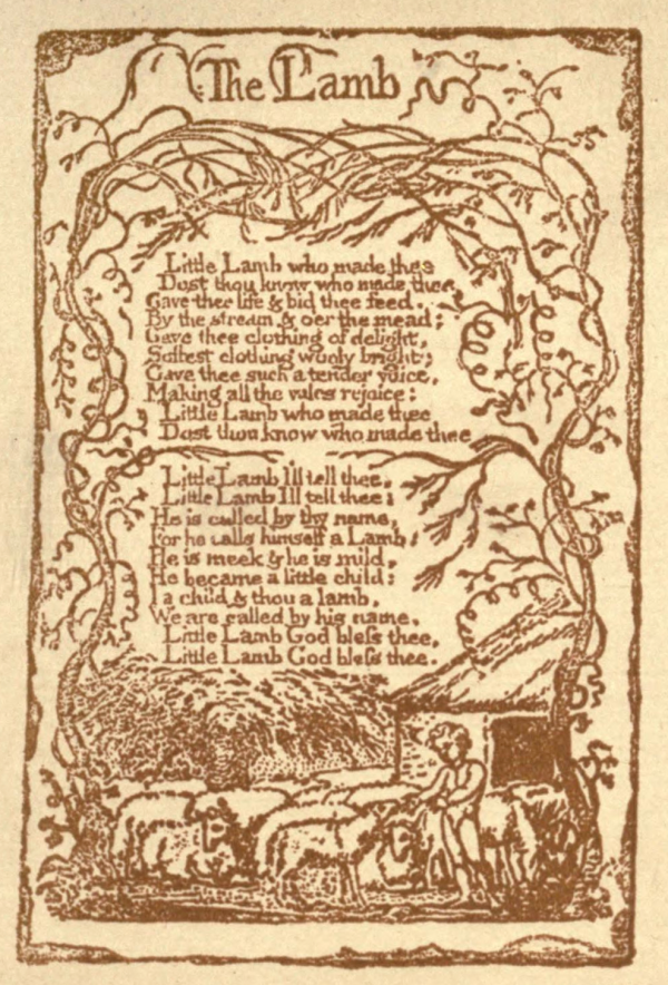 William_Blake_The_Lamb